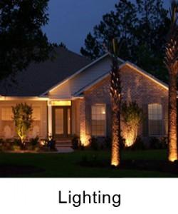 lighting home